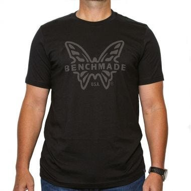 Benchmade Subdued Black T-Shirt