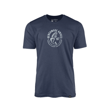 MENS SLICED SALMON T-SHIRT