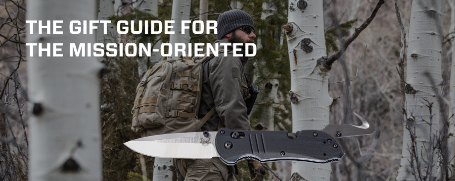 The Gift Guide For The Mission-Oriented