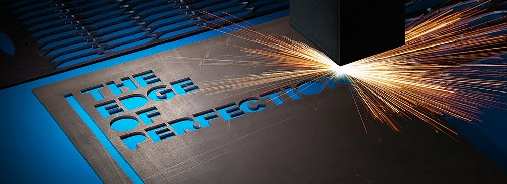 Introducing The Edge of Perfection...