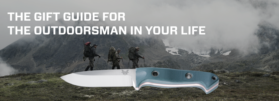 The Outdoorsman's Gift Guide