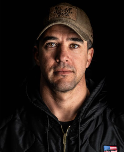 Andy Stumpf Profile Navy Seal