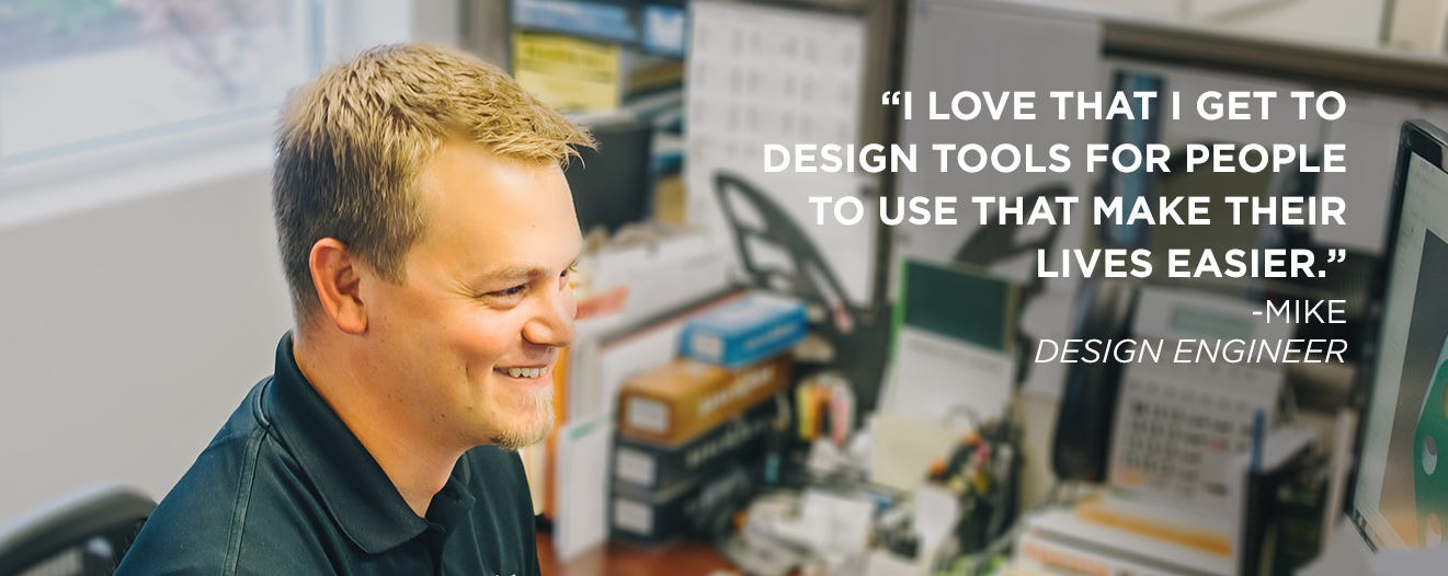 Mike Design Engineer